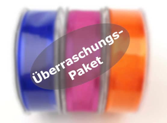 Überraschungs-Paket mit 3 Bändern - sonderangebot, geschenkband, geschenkband-pakete, dauersortiment, 70-rabatt, 50-rabatt, 30-rabatt, 20-rabatt