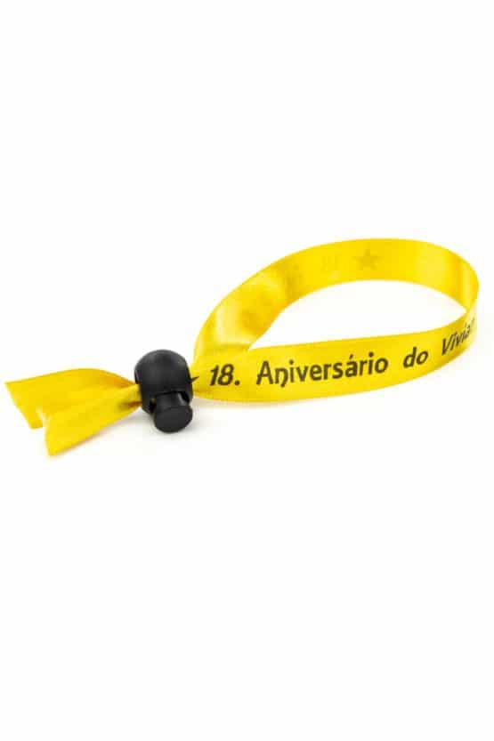 Verstellbarer Verschluss für Armbänder aus Satinband/Taftband - verschluss, corona-hilfsmittel, armbaender