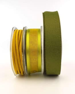 Bänder-Paket mit 3 Bändern - sonderangebot, geschenkband, geschenkband-pakete, dauersortiment, 70-rabatt, 50-rabatt, 30-rabatt, 20-rabatt