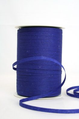 Bast Raffia 5mm dunkelblau (82052-05-035)