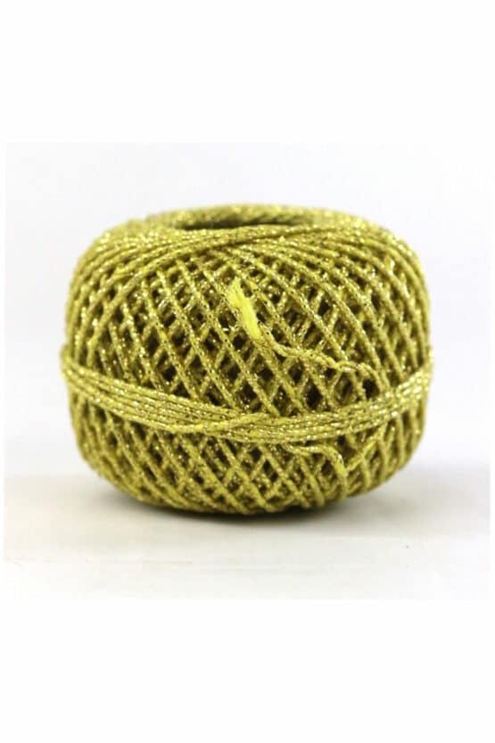 Cordonnet-Kordel, gold, 1 mm breit - kordeln