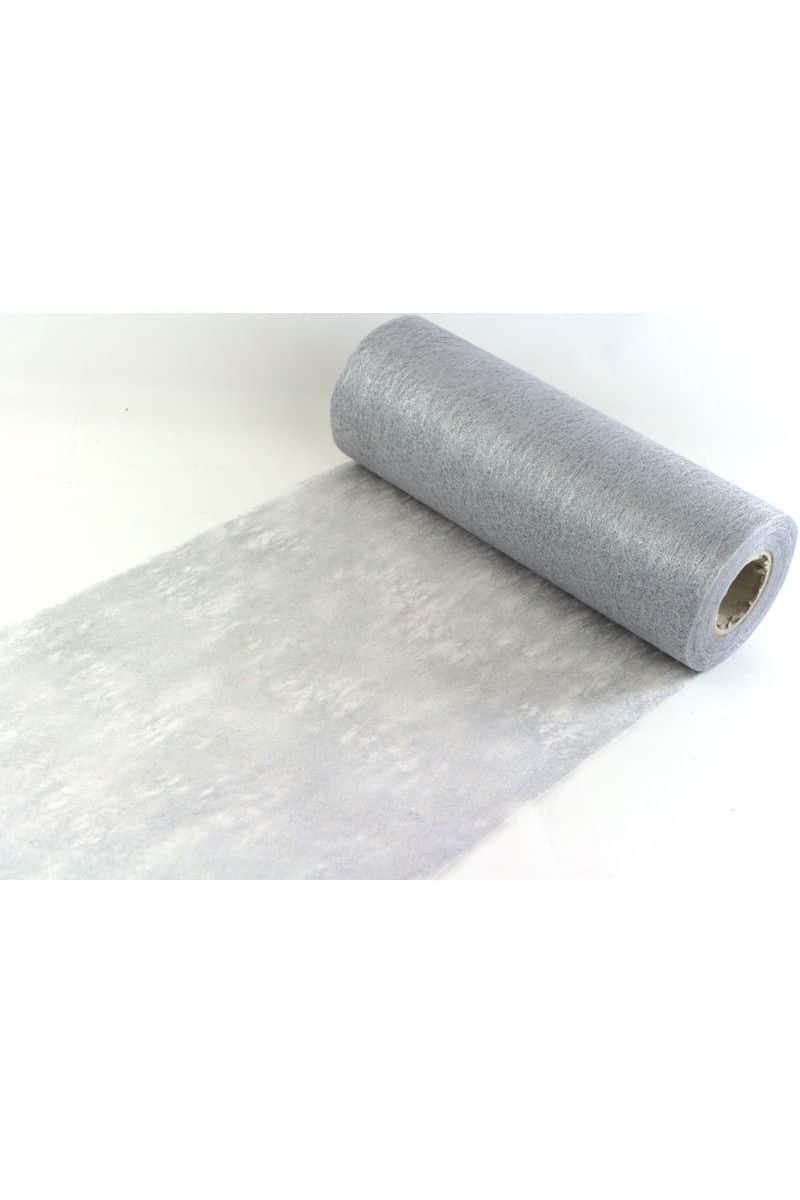 deko vliesband silber 230 mm breit geschenkband. Black Bedroom Furniture Sets. Home Design Ideas
