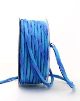 Dekokordel blau, 5 mm - kordeln, andere-baender
