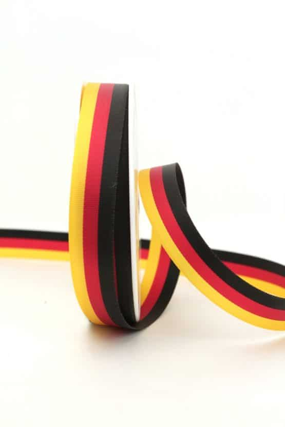 Deutschlandband, 15 mm - tag-der-deutschen-einheit, nationalband, anlasse