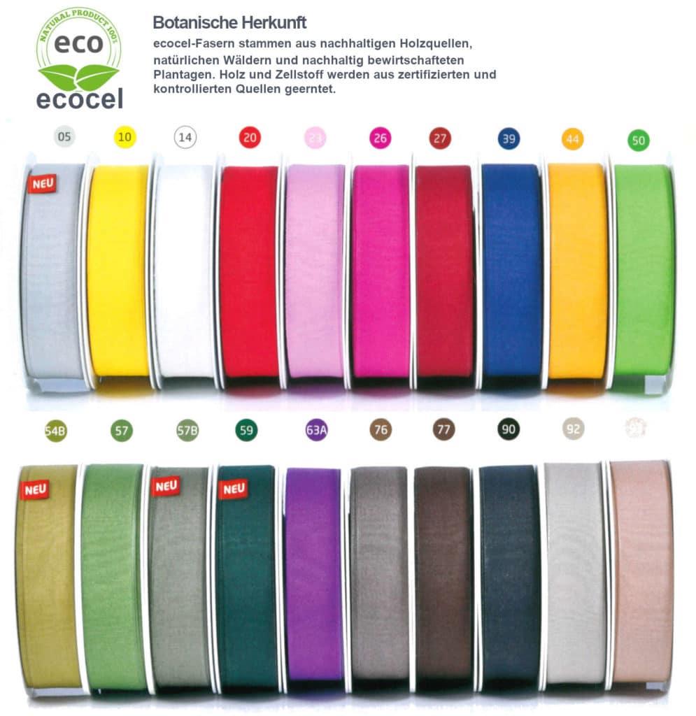Ecocel-Band individuell bedrucken lassen -