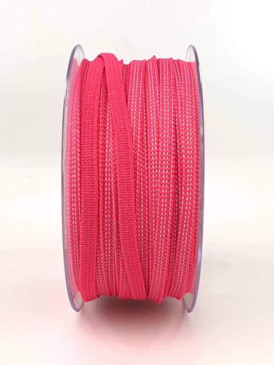 Gummiband (Elastikband) für selbstgenähte Mund-Nasen-Masken in pink - elastikband, corona-hilfsmittel