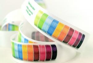 Farbiger Druck auf Supersatinband_Satinband-Discount_m