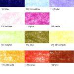 Farben bei Vliesband -