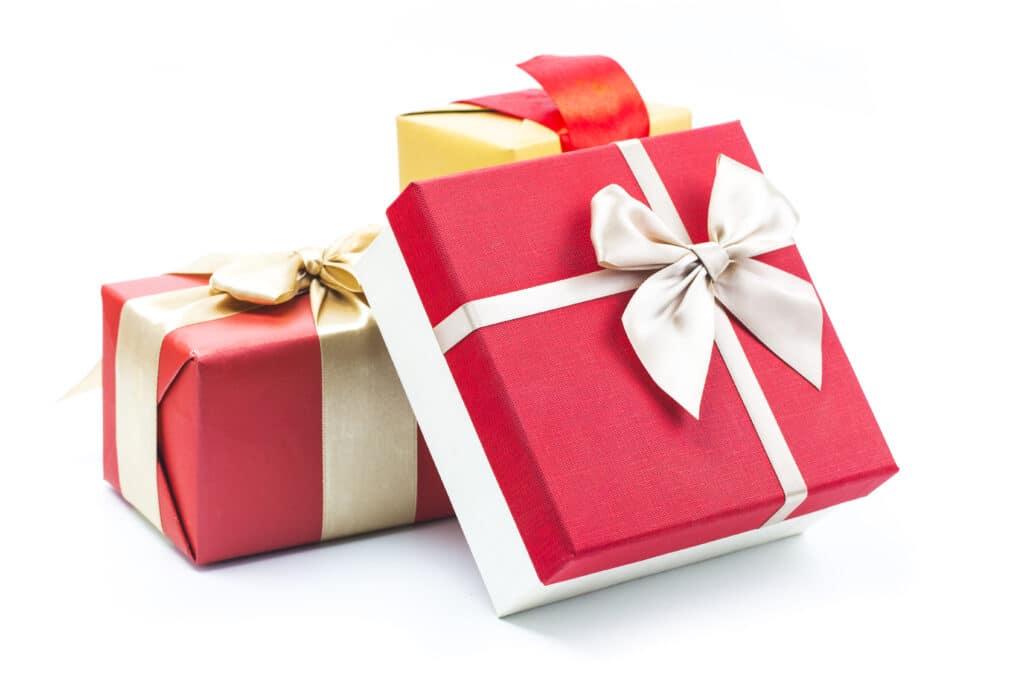 Fertigschleifen - die Zeitschenker! - weihnachtsgeschenke, geschenkverpackungen, geschenke-leicht-eingepackt