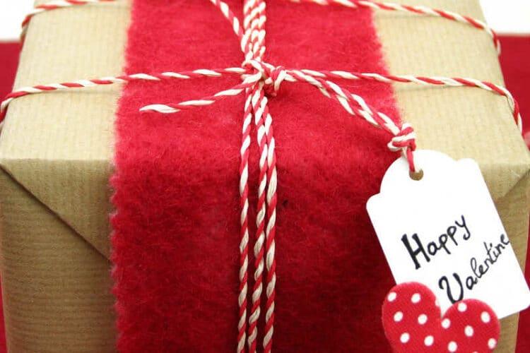 Geschenke für den Valentinstag verpacken - valentinstag, geschenkverpackungen