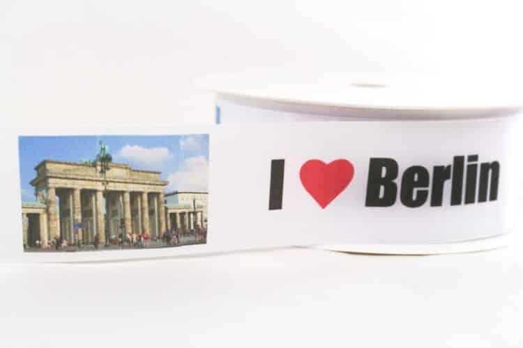 Geschenkband Stadtmarketing + Tourismusmarketing