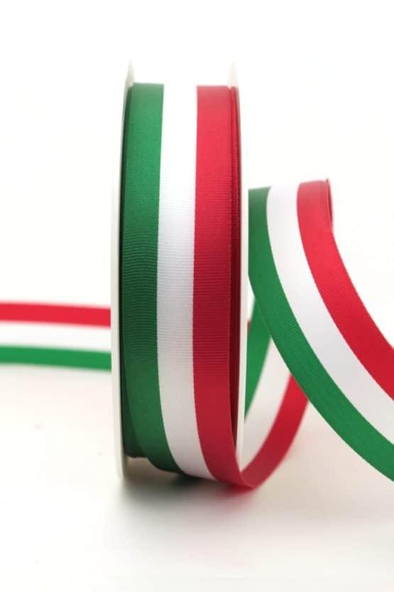 Dekoband Italien / NRW, 25 mm - nationalband