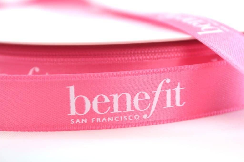 Individuell bedruckte personalisierte Geschenkbänder -