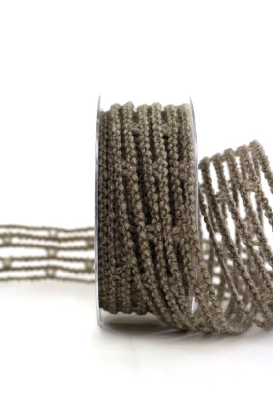 Flexibles Gitterband, braun, 40 mm breit - gitterband, andere-baender