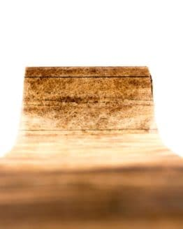 Vliesband Holz, 80 mm breit - vliesband, dekoband, andere-baender