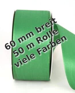 Taftband 60 mm breit - taftband, dauersortiment