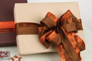Weihnachtliche Geschenkbänder für den Buchhandel - weihnachtsgeschenke, geschenkverpackungen, buchhandlung