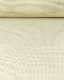 Jute-Tischläufer gebleicht, 30 cm breit, 10 m Rolle - juteband