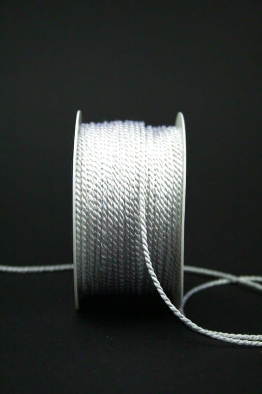 Zierkordel weiß, 2 mm - hochzeit, kordeln, anlasse