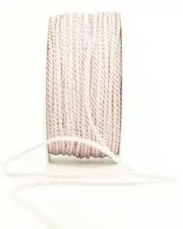 Kordel, hellrosa, 2 mm stark - kordeln, andere-baender