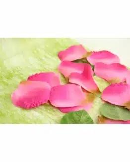 Künstliche Rosenblätter, dunkelrosa - hochzeit, hochzeitsdeko, anlasse