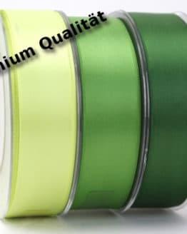 Premium Doppelsatinband 25 mm, extra weich - satinband, satinband-dauersortiment, premium-qualitaet, dauersortiment