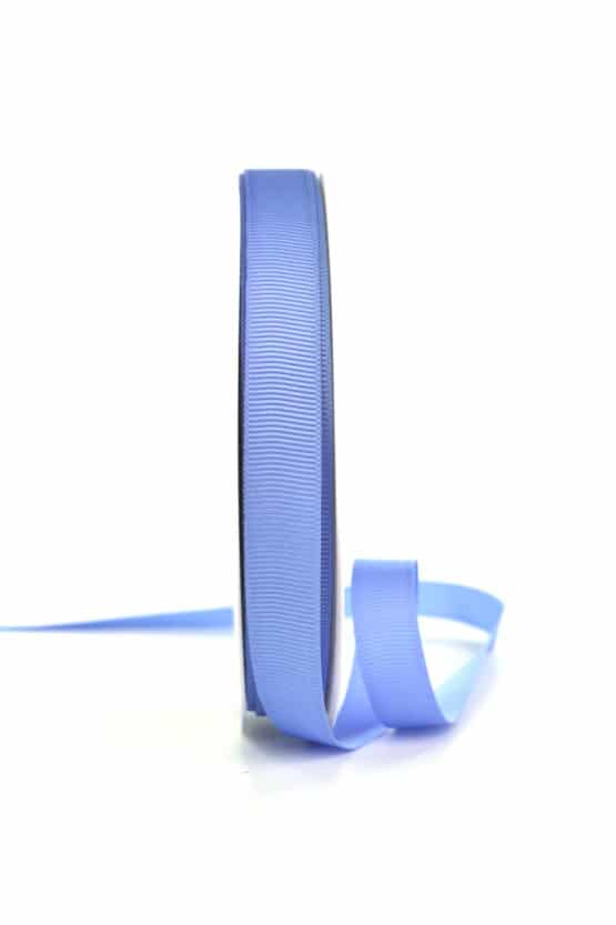 Ripsband, hellblau, 15 mm breit - geschenkband, geschenkband-einfarbig