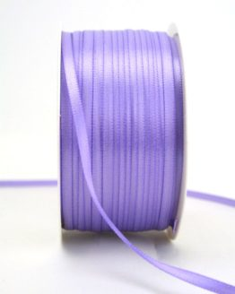 Satinband 3mm, uni flieder - sonderangebot, satinband, satinband-budget
