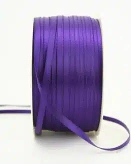 Satinband 3mm, uni lila - sonderangebot, satinband, satinband-budget
