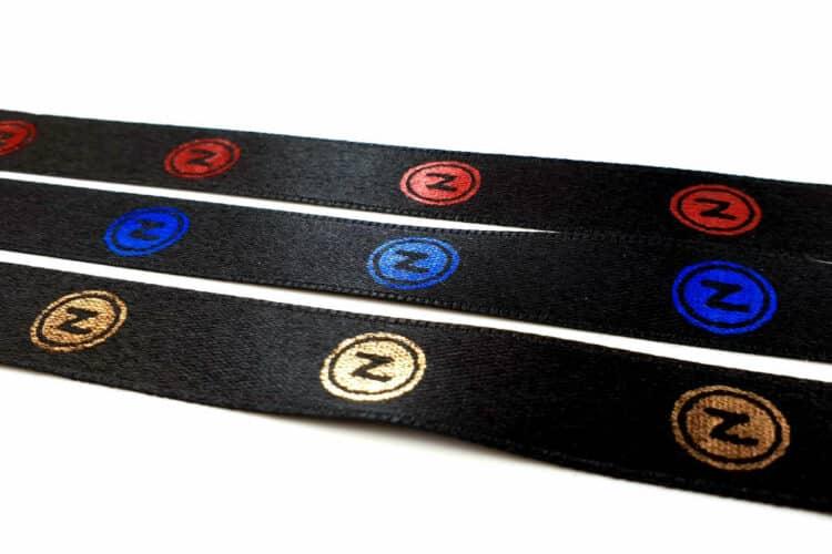 Neue Druckfarben für Thermotransferdruck - personaliserte-bander