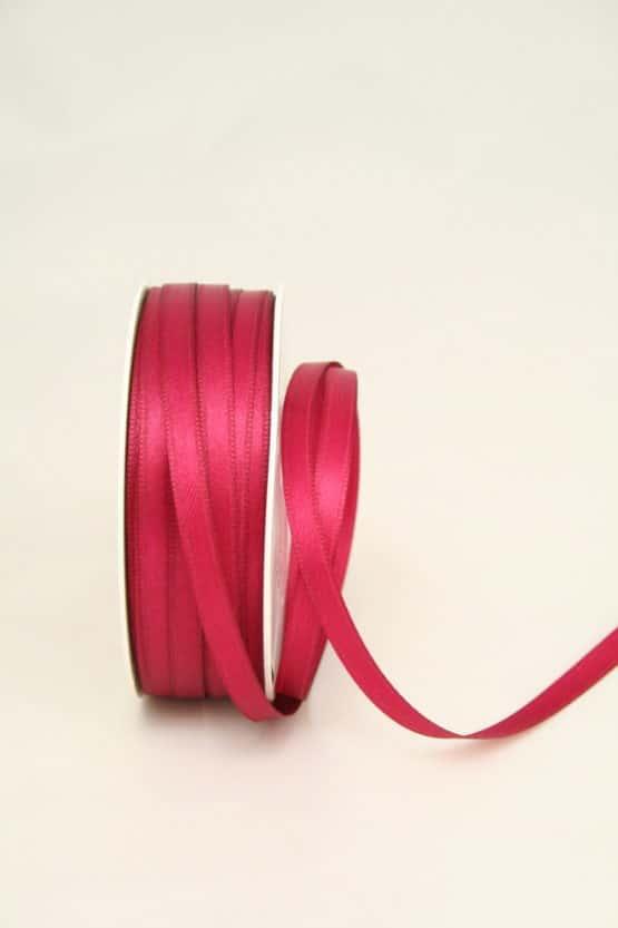 Satinband 6 mm breit - satinband, satinband-dauersortiment, dauersortiment