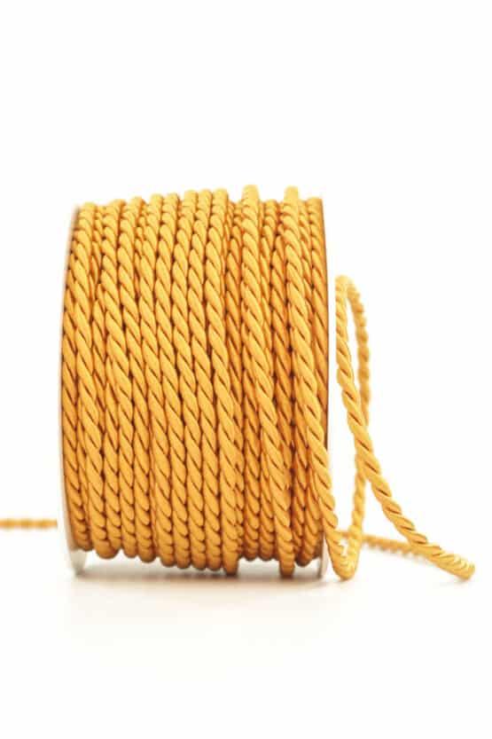 Kordel, orange, 4 mm stark - kordeln, andere-baender