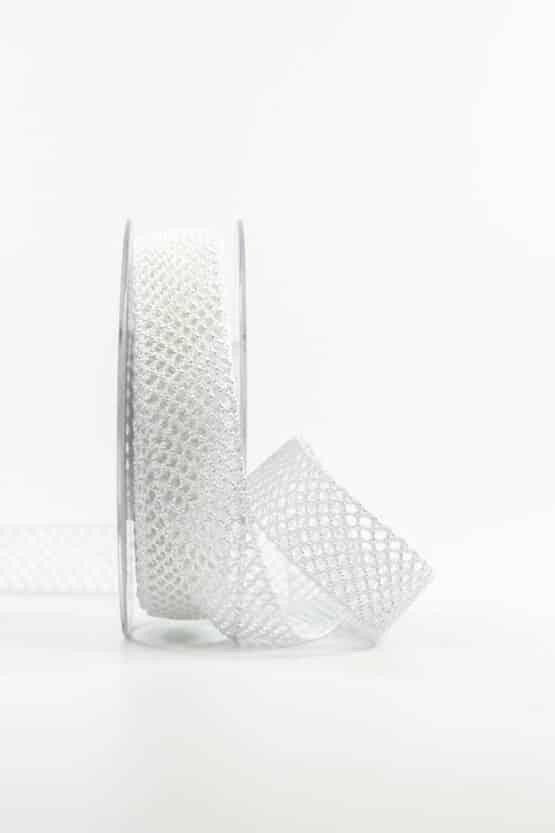 Lochband, weiß, 20 mm breit - vintage-baender, spitzenbaender, hochzeit, geschenkband, geschenkband-fuer-anlaesse, anlasse
