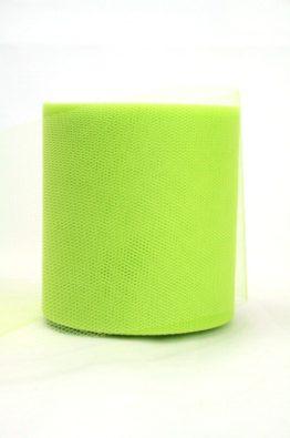 Tüll 100mm grasgrün (40541-100-104)