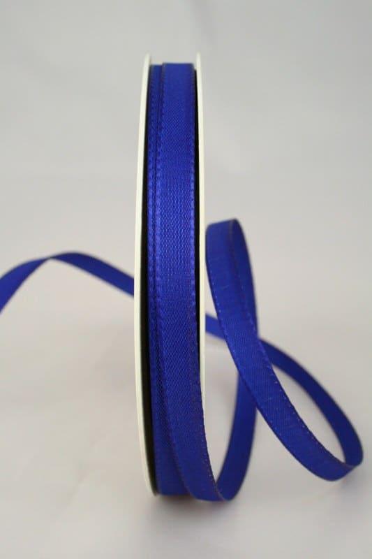 Taftband, königsblau, 10 mm breit - taftband, sonderangebot