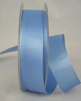 Taftband, hellblau, 25 mm breit - taftband, sonderangebot