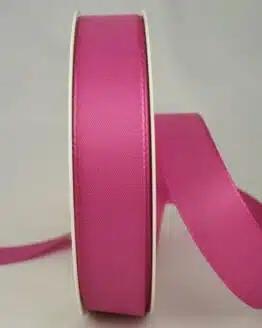 Taftband, pink, 25 mm breit - taftband