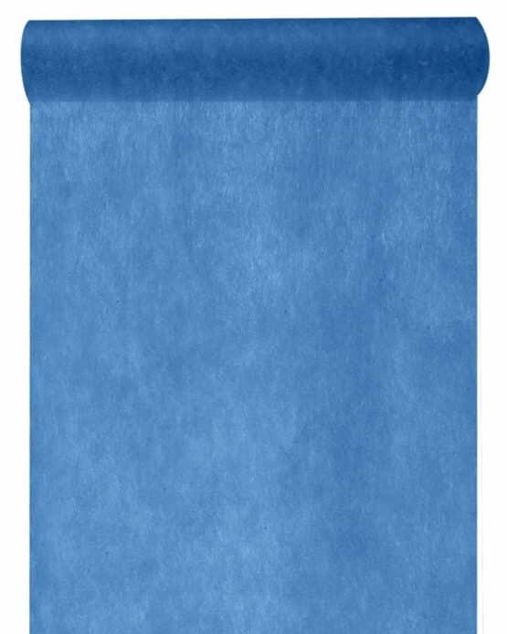 Vlies-Tischläufer BUDGET marineblau, 30 cm - vlies-tischlaeufer