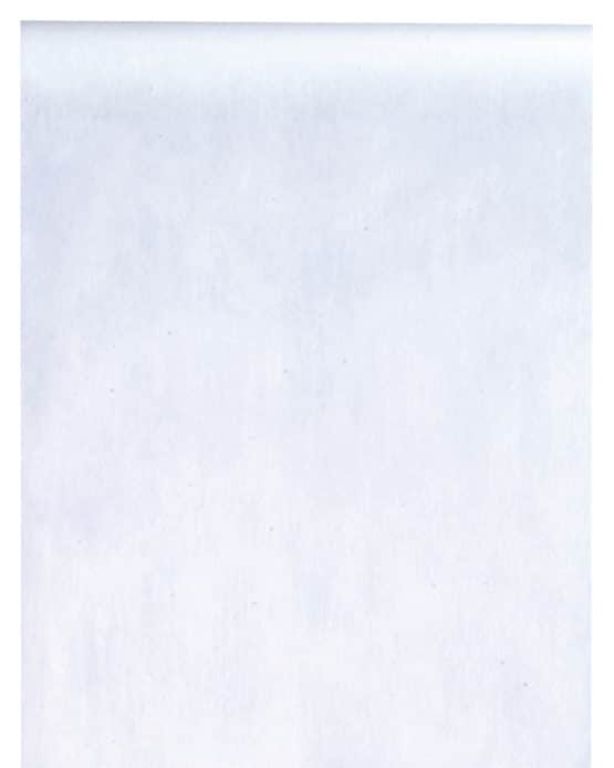 Vlies-Tischläufer BUDGET weiß, 30 cm - vlies-tischlaeufer