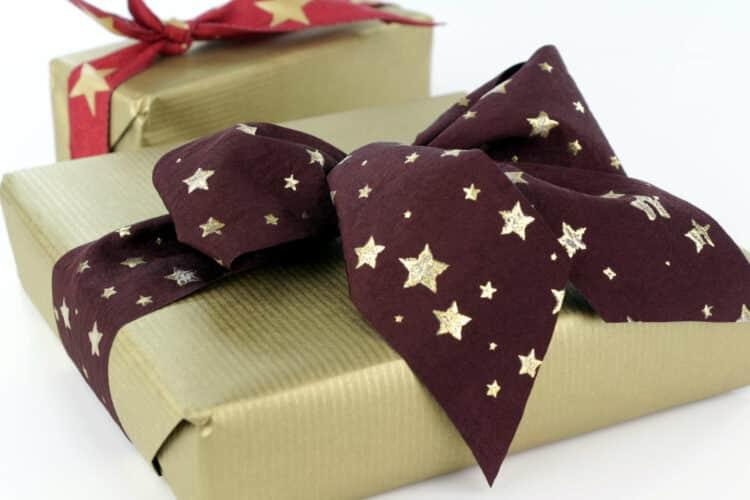 Weihnachtsgeschenke schön verpacken - so geht's - weihnachtsgeschenke, geschenkverpackungen, geschenke-leicht-eingepackt