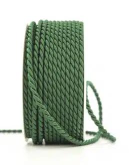 Kordel, tannengrün, 6 mm stark - kordeln, andere-baender