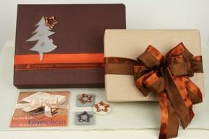 Bei Firmenpräsenten mit exklusiver Geschenkverpackung punkten - weihnachtsgeschenke, geschenkverpackungen, buchhandlung