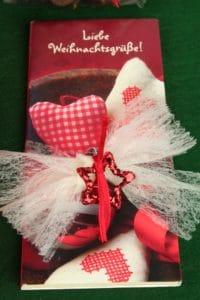 Eindrucksvolle Geschenkverpackung von Süsswaren - weihnachtsgeschenke, konditoreien, geschenkverpackungen, geschenke-leicht-eingepackt