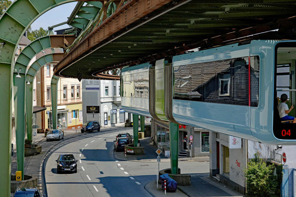 Wuppertal - Schwebebahn